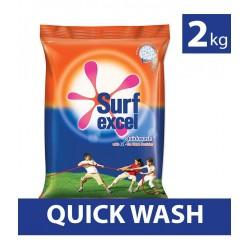 Surf Excel Powder Quickwash 2kg