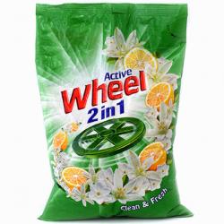 Wheel Active 2 In 1 Clean & Fresh 500gm