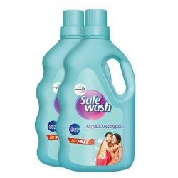 Safewash Liquid Detergent 1kg(Buy 1 Get 1)