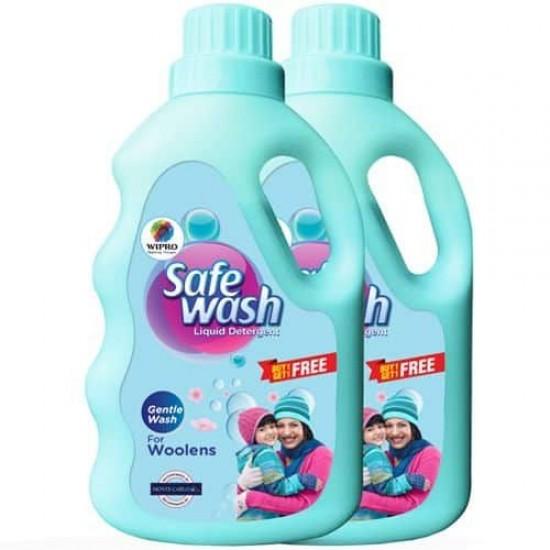 Wipro Safewash Liquid Detergent 500GM(1+1)