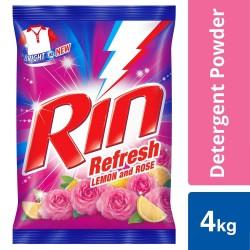 Rin Refresh Lemon & Rose 4kg