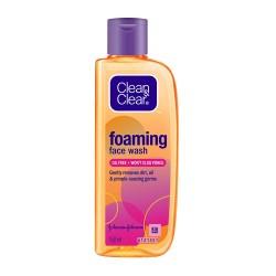 Clean N Clear Foaming Facewash 150ml