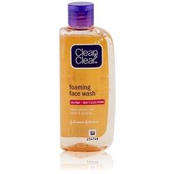 Clean N Clear Foaming Facewash 100ml