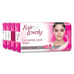 Fair & Lovely Glowing Soap 4*125gm