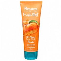 Himalaya Oil Clear Facewash Peach 100ml
