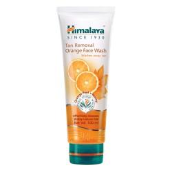 Himalaya Tan Removal Orange Facewash - 100ml