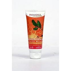 Patanjali Honey-Orange Facewash 60Gm