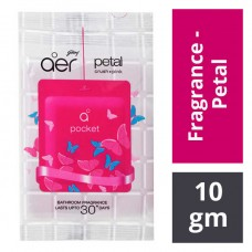Godrej Aer Pocket Petal Bathroom Fragnance 10gm