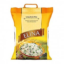 Elina Long Grain Rice Old - 5kg(Buy 1 get 2 free)