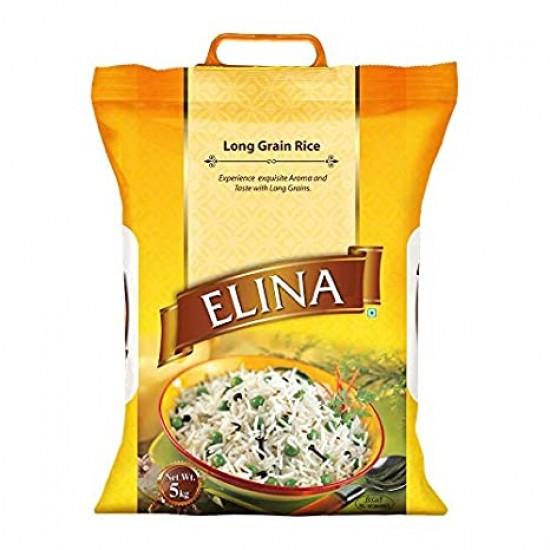 Elina Long Grain Rice Old - 5kg(Buy 1 get 2 free)