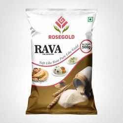 Rosegold Rawa 500Gm