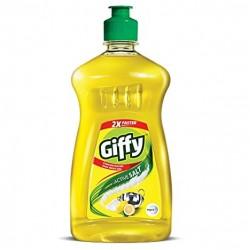 Giffy Lemon N Salt Dish Wash Gel 500ML(Buy 1 Get 1)