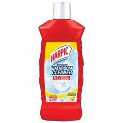 Harpic Disinfectant Bathroom Cleaner Lemon 1ltr