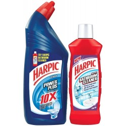 Harpic In Arrow Original 1litre with free Bathroom cleaner 200ml
