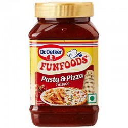 Funfood Pasta and Pizza Sauce 800Gm