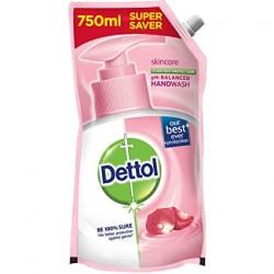 Dettol Skincare Handwash 750ml