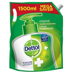 Dettol Original Liquid Handwash 1.5ml