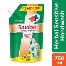 Savlon Herbal Sensitive Handwash 750 ml