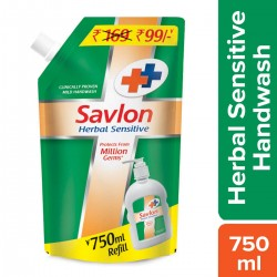 Savlon Herbal Sensitive Handwash 750 ml