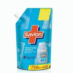 Savlon Silver Moisture Shield Handwash 750 ml