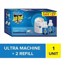 Allout Refill Ultra 2+1 Machice and refill