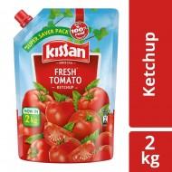 Kissan Fresh Tomato Ketchup 2kg Pouch