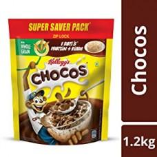 KELLOGG'S CHOCOS SUPER PACK 1.2 KG