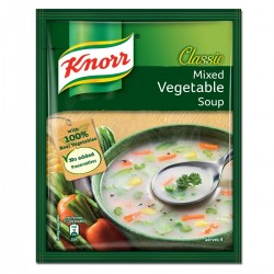 Knorr Mixed Vegetable Soup 45Gm