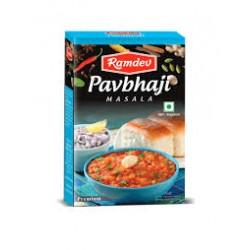 Ramdev Premium Pavbhaji Masala 100gm