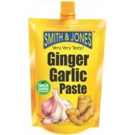 Smith & Jones Ginger Garlic Paste 200gm