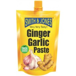 Smith & Jones Ginger Garlic Paste 200gm