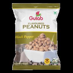 Gulab Black Pepper Peanut 140Gm