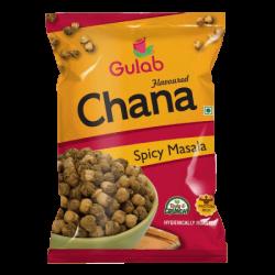 Gulab Spicy Masala Chana 150Gm