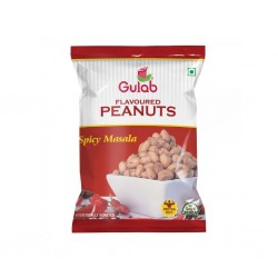Gulab Spicy Masala Peanuts 140Gm