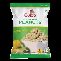 Gulab Tangy Mint Peanut 140Gm