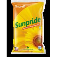 Tirupati Sunpride Sunflower Oil 1litre