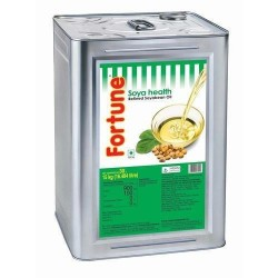 FORTUNE SOYA HEALTH 15KG TIN