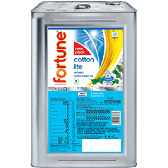 Fortune Cottonseed Tin 15 kg
