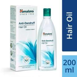 Himalaya Anti-Dandruff Hair Oil - 200ml