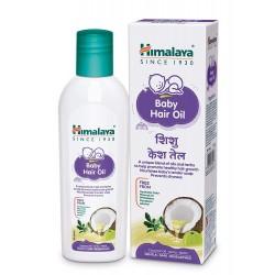 Himalaya Baby Hair Oil 200ml