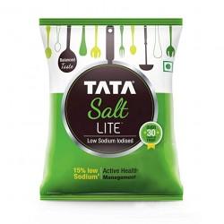Tata Salt Lite Low Sodium - 1Kg