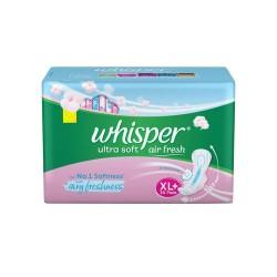 Whisper Ultra Soft XL 30Pads