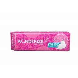 Wonderize Soft Comfort 7 Pads