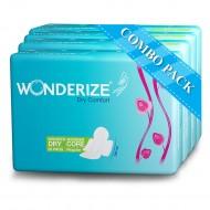Wonderize Dry Comfort 20 Pads