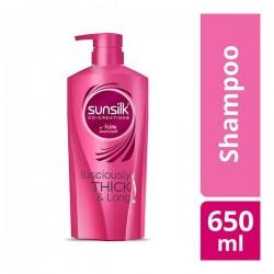 Sunsilk Thick & Long Shampoo 650ml