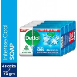 Dettol Orignal Soap 4x75 gm