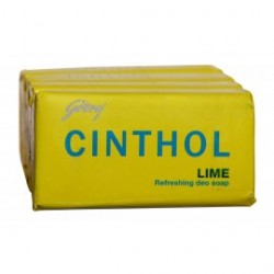 Godrej Cinthol Lime Soap 4*100Gm