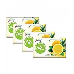 Godrej No1 Lime Aloevera Soap 5*57gm