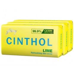 Godrej Cinthol Lime 3*125Gm