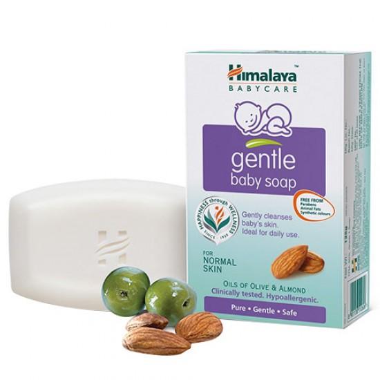 Himalaya Gentle Baby Soap 75gm